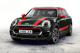 Mini Cooper Info Mini Clubman John Cooper Works Destined For Paris Motor Show By