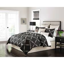Neutral Rooms Martha Stewart by The Diamond Comforter Set From Martha Stewart Collection Is