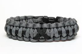 cobra survival bracelet images Paracord bracelet cobra thin line ribbon grey with black etsy jpg