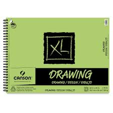 canson xl drawing pads blick art materials