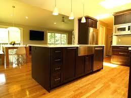 open kitchen floor plans with islands large kitchen floor plans ukraine