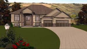 bi level house plans with attached garage home design split level house plans with attached garage