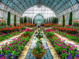 atrium garden jigsaw puzzle puzzlewarehouse