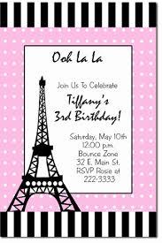 eiffel tower invitations eiffel tower birthday invitations immediately