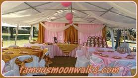 tent rentals near me moonwalks party rentals
