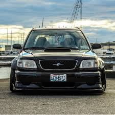 1998 subaru forester slammed sf5 forester sti subaru on instagram