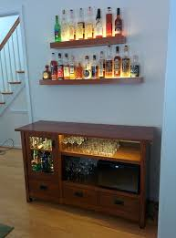 Home Bar Cabinet With Refrigerator - cabinet wonderful liquor cabinets design locking liquor cabinets
