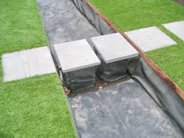formal pond paving membranes australia