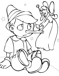 pinocchio coloring pages getcoloringpages com