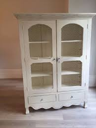 Armoire Ashley French Inspired Laura Ashley Bramley Cream Armoire In Tooting