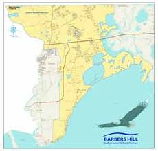 isd map district boundaries map barbers hill independent school district