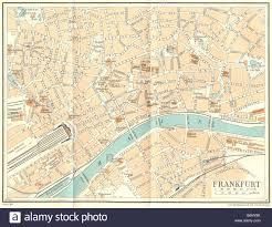Maine Wmd Map Frankfurt Map Stockfotos U0026 Frankfurt Map Bilder Alamy