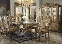 von furniture dorothea formal dining room set
