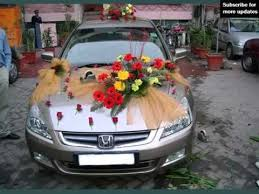 indian wedding car decoration wedding car decoration back collection of decor picture ideas