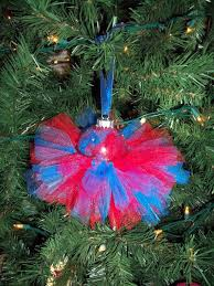 tutu ornaments rainforest islands ferry