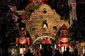 mission inn festival of lights in riverside ca california