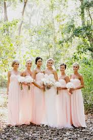 blush pink bridesmaid dresses blush bridesmaid dresses naf dresses
