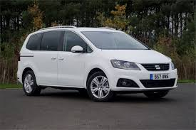 seat alhambra 2010 car review honest john