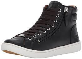 amazon com ugg s black amazon com ugg s olive fashion sneaker fashion sneakers