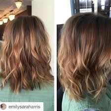 stylish medium length hairstyles from brassy blonde to stunning dimensional brunette our awesome