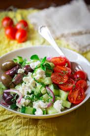 kalamata olive and basil vinaigrette healthy seasonal recipes