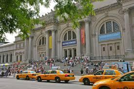 Met Museum Map Gossip Locations In New York City