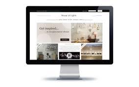 web design house of lights westbourne expect best website