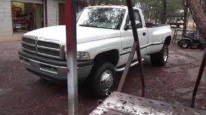 Dodge Truck Ram 3500 - 1996 dodge ram 3500 gas v10 slt laramie truck pickup for sale