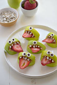 Halloween Appetizers Recipes Pictures by 60 Halloween Recipes Guaranteed To Freak Out Your Guests Brit Co