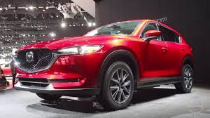 mazda automatic cars 2017 mazda cx 5 2016 la auto show youtube