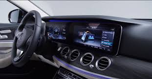 mercedes c class dashboard mercedes benz e class interior revealed