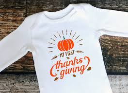 My Thanksgiving Newborn This Listing Is For A My Thanksgiving Infant Or Toddler