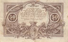 chambre de commerce de bergerac chambre de commerce and local emergency banknotes from during