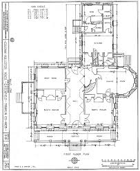 federal house plans historic house floor plans akioz