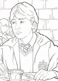 ginny weasley coloring pages harry potter coloring pages 360coloringpages