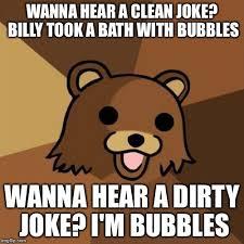 Clean Humor Memes - pedobear meme imgflip