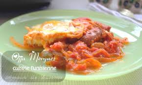 la cuisine tunisienne ojja merguez cuisine tunisienne amour de cuisine