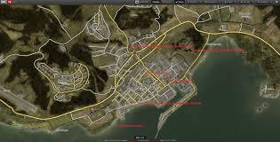 Map Of Chernarus Dayz 0 61 Map Updated Dayztv Com Dayz Tv