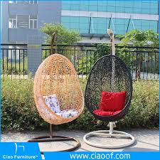 Patio Egg Chair Commercial Cheap Patio Outdoor Rattan Hanging Egg Chair For Sale