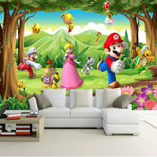 Wall Murals For Childrens Bedrooms Online Get Cheap Kids Forest Mural Aliexpress Com Alibaba Group