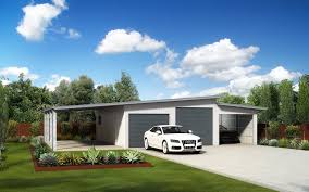 skillion roof sheds and garages ranbuild