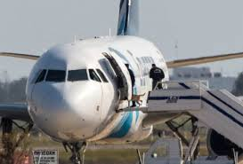 bureau egyptair air flight from to cairo crashes with 66 aboard the