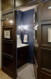 Dark Blue Powder Room 320 Best Powder Room Images On Pinterest Bathroom Ideas