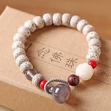 beads bracelet designs images Beaded bracelet handmade talipot palm seeds mala bracelet designer jpg