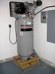 sanborn magna force air compressor 2hp 8731
