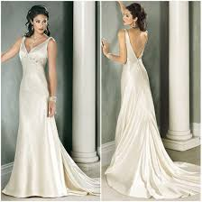 wedding dress accessories colored wedding gowns satin v neck sleeveless wedding dress