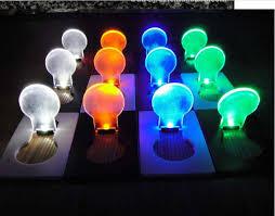 mini led light bulbs 2018 mini led credit card light cerative card l pocket led light