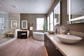 cool bathrooms ideas bathroom cool asian bathroom ideas with brown wood laminated