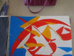 futurism art for kids