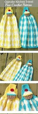 pattern crochet towel holder kitchen towel holder pattern retro crochet towel topper free kitchen